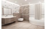 Бордюр настенный Global Tile AVINION БЕЖЕВЫЙ 10200000001, размер 65 х 600 мм