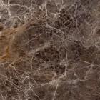 Широкоформатный керамогранит ШАТО КОРИЧНЕВЫЙ LR0007, 600х600 мм