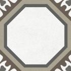 Метлахская плитка Gracia Ceramica CONTI MULTI PG02, размер плитки 200 х 200 мм