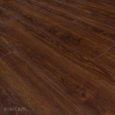Кварц-виниловая плитка Vinilam Hybrid Click 5,5 мм ДУБ САЛАМАНКА 5390