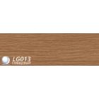 Плинтус пвх для пола LinePlast Дуб Темный арт L013
