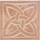 Керамогранит Unitile (Шахтинская керамика) ЭТНА БЕЖЕВЫЙ БОРДЮР 02, размер 108 х 108 мм