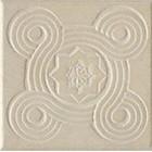 Керамогранит Unitile (Шахтинская керамика) ЭТНА БЕЛЫЙ БОРДЮР 01, размер 108 х 108 мм