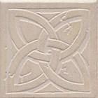 Керамогранит Unitile (Шахтинская керамика) ЭТНА БЕЛЫЙ БОРДЮР 02, размер 108 х 108 мм