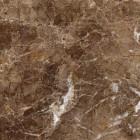 Широкоформатный керамогранит ИМПЕРАДОР ТЕМНО-КОРИЧНЕВЫЙ PR0001, 600х600 мм