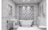 Панно настенное Global Tile LILLA 10300000004 из 2-х штук, размер 500 х 600 мм
