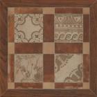 Керамогранит Unitile (Шахтинская керамика) МАЙОРКА КОРИЧНЕВЫЙ 01, размер плитки 400 х 400 мм