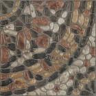 Керамогранит Unitile (Шахтинская керамика) МЕНОРКА ТЕМНО-КОРИЧНЕВЫЙ 01, размер плитки 400 х 400 мм