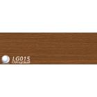 Плинтус пвх для пола LinePlast Мербау Натуральный арт L015