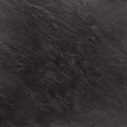 Керамогранит Unitile (Шахтинская керамика) МОНБЛАН ЧЕРНЫЙ 01, размер плитки 400 х 400 мм