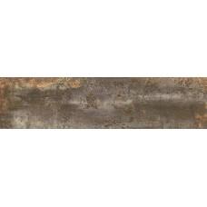 Керамогранит Gracia Ceramica OXID BROWN PG01, размер плитки 600 х 150 мм