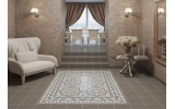 Метлахская плитка Gracia Ceramica PRIMA MULTI DECOR PG01, размер плитки 200 х 200 мм