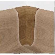 Угол внутренний к плинтусу ARBITON LM60