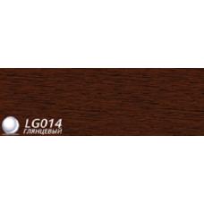 Плинтус пвх для пола LinePlast Венге арт L014